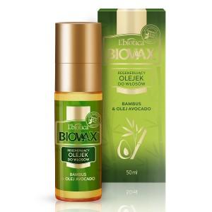 Biovax Bambus & Olej awokado